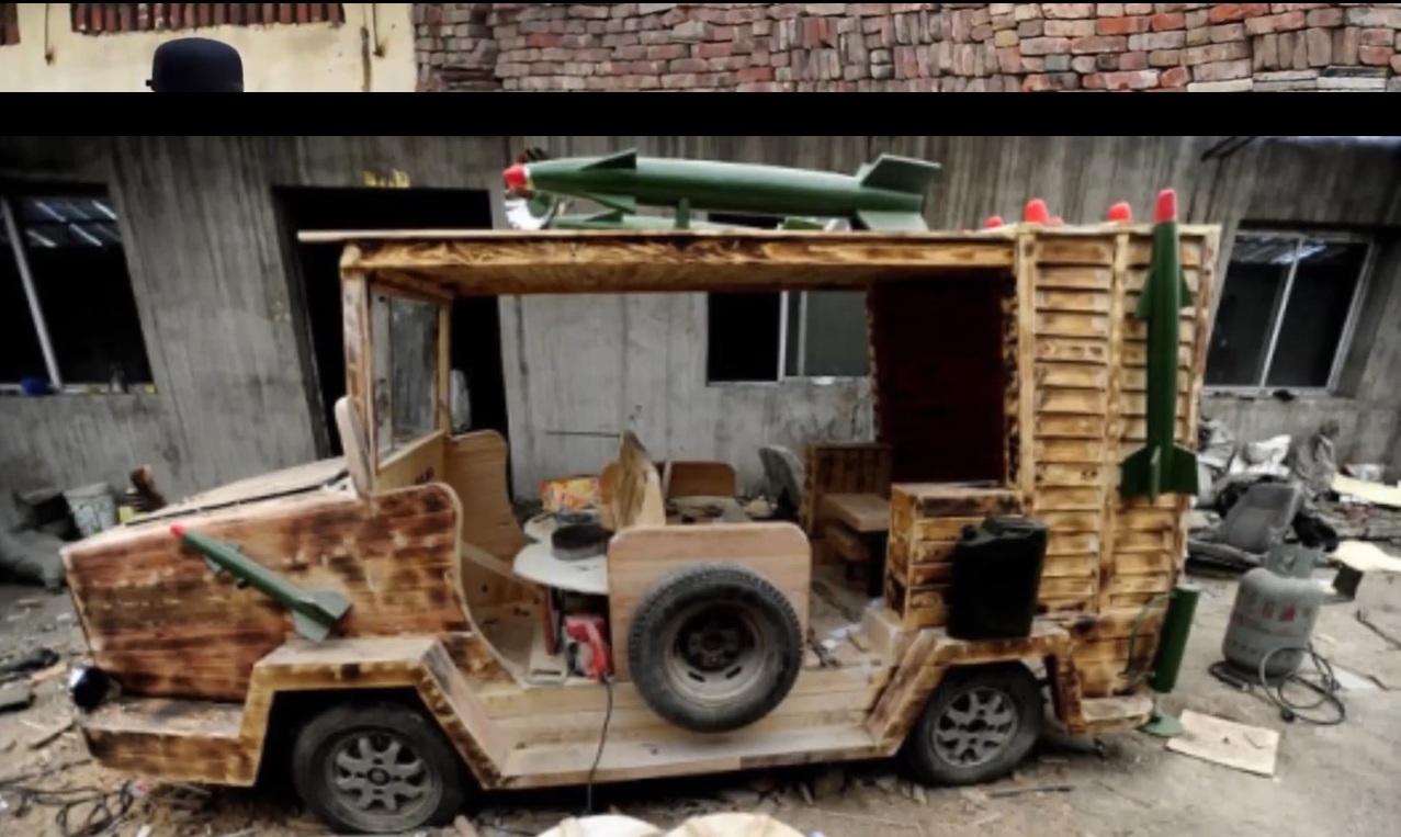 Xe gỗ