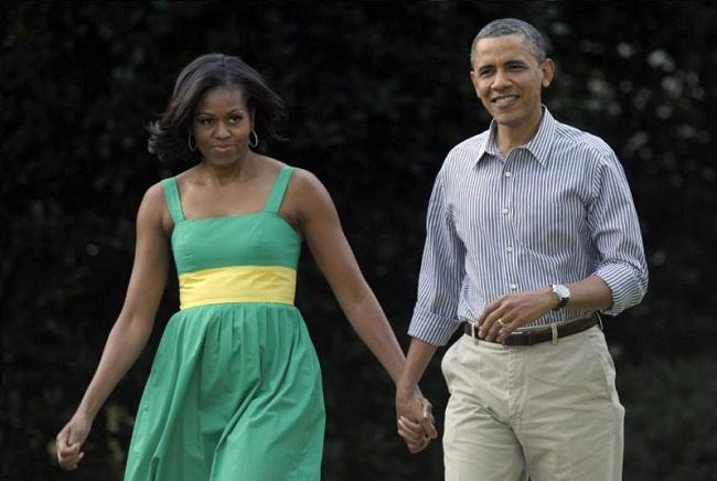 đàn anh thiên hạ, xem tướng, Tổng thống Obama,