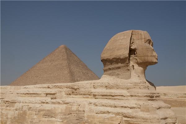 """Khám phá """"cỗ máy bí mật"""" giúp bảo vệ Kim tự tháp Giza.2"""