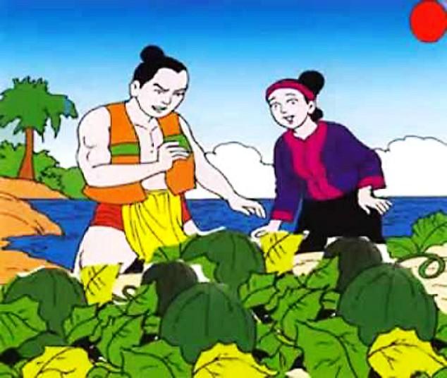 Hai anh em cùng trồng dưa, nhưng kết quả mỗi người nhận được lại khác nhau