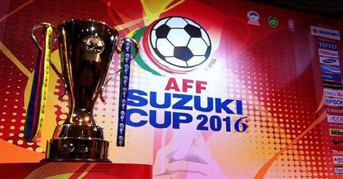 Vòng chung kết AFF Cup 2016 sẽ diễn ra từ ngày 19/11 đến 17/12/2016