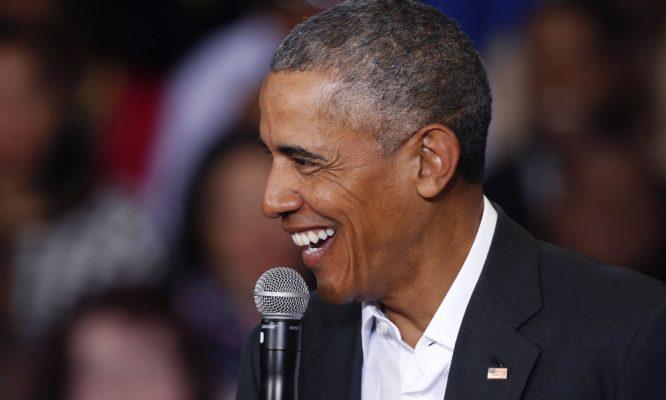 Tổng thống Mỹ Obama.