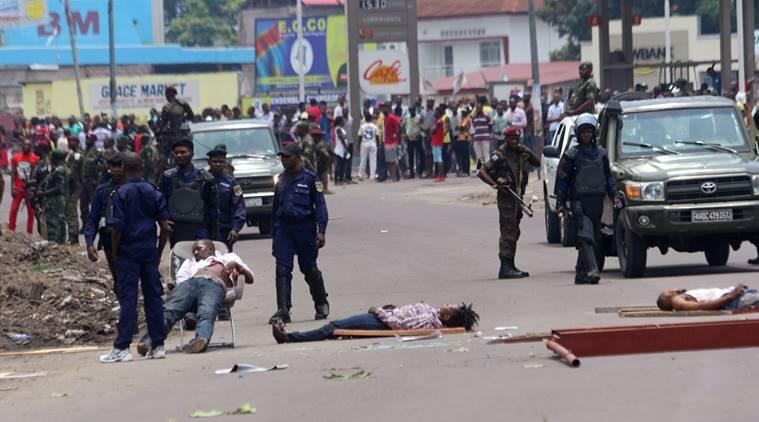 APTOPIX Congo Violence