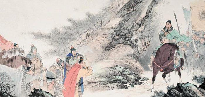 Tào Tháo, trang sử của một anh hùng: Dùng tín nghĩa đãi người, thà chết không bội ước.2