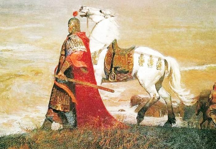 Nhạc Phi – nhà quân sự lỗi lạc thời Nam Tống cũng coi trọng sự công bằng, thưởng phạt phân minh. (Ảnh: Bestchinanews)