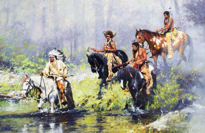 Thổ dân da đỏ châu Mỹ và những câu nói đáng suy ngẫm.2