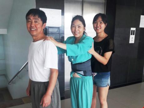 Một bệnh nhân người Trung Quốc được bệnh viện tỉnh Khánh Hòa phẫu thuật cứu sống trong khi đi du lịch tại Nha Trang.