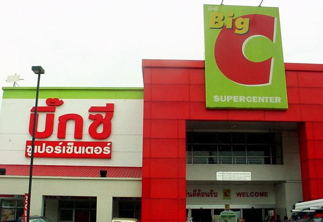 Big C làm khó các doanh nghiệp Việt.