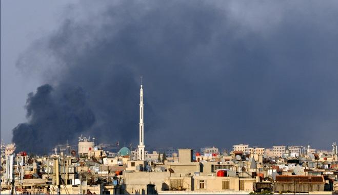 syria, Mỹ, không kích ISIS, Bài chọn lọc,