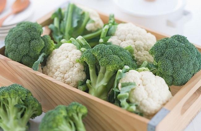 bông cải xanh sẽ giúp bạn duy trì cảm giác no trong nhiều giờ liền. (Ảnh: Internet)