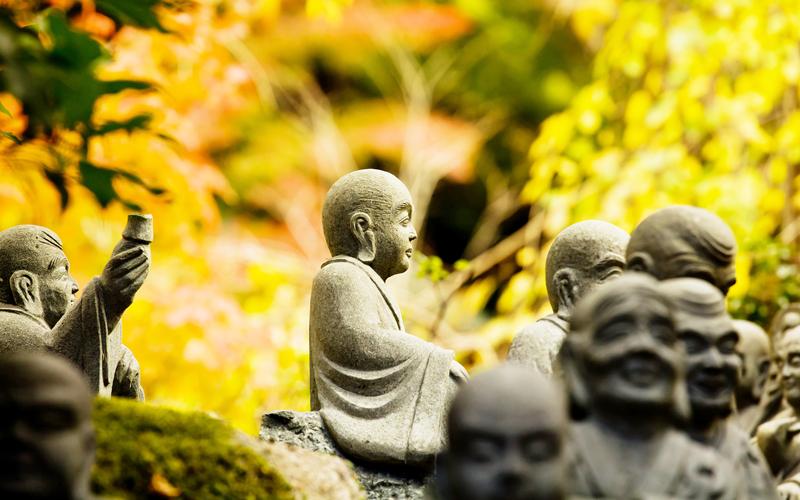 Trong nhà Phật, khẩu nghiệp là một trong những nghiệp nặng nhất, vì nó dẫn đến những hậu quả nghiêm trọng. (Ảnh: HDWallSource)