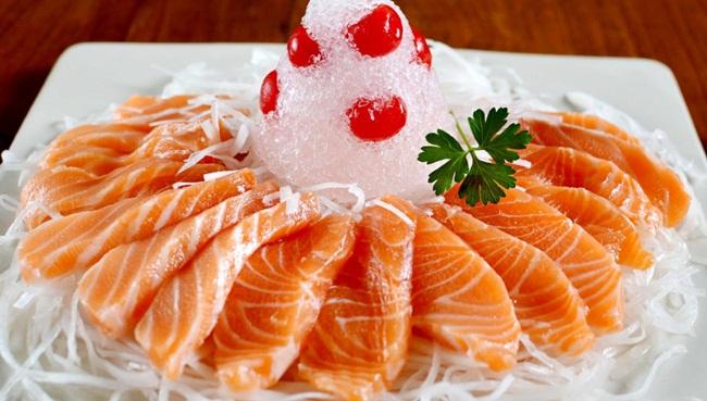 Cá chứa nhiều chất béo lành mạnh có tác động tốt đối với cơ thể. (Ảnh: internet)