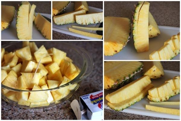 Làm thế nào để gọt trái cây nhanh và đẹp mắt?2