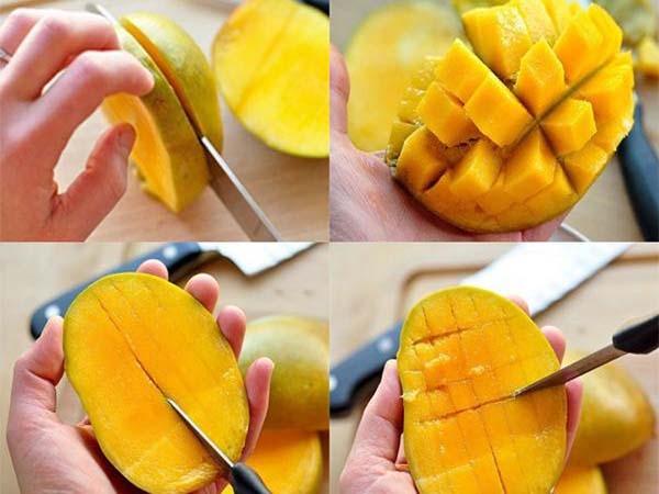 Làm thế nào để gọt trái cây nhanh và đẹp mắt?4