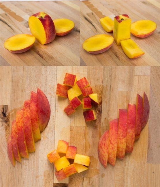 Làm thế nào để gọt trái cây nhanh và đẹp mắt?6