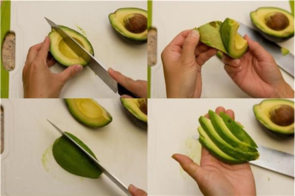 Làm thế nào để gọt trái cây nhanh và đẹp mắt?8