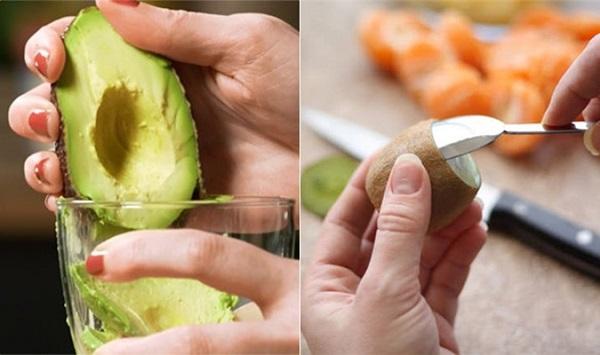 Làm thế nào để gọt trái cây nhanh và đẹp mắt?.1