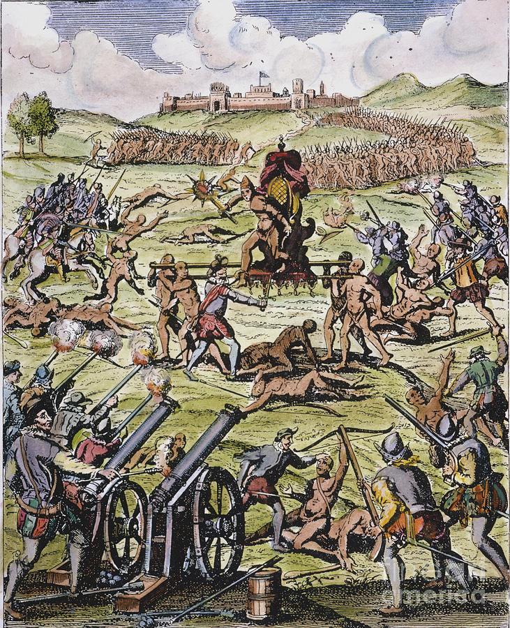 capture-of-atahualpa-granger