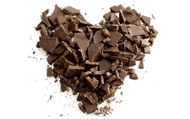 Sô-cô-la cung cấp kali, natri và chất điện giải cho cơ thể.(Ảnh: Internet)