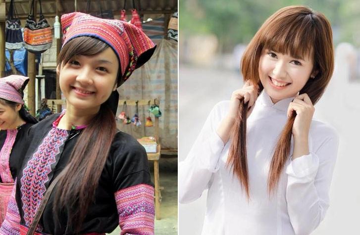 Con gái Việt Nam dễ thương xưa nay là điều không thể chối cãi. Tuy nhiên  nơi nào là vùng đất sinh ra nhiều cô gái xinh đẹp nhất?