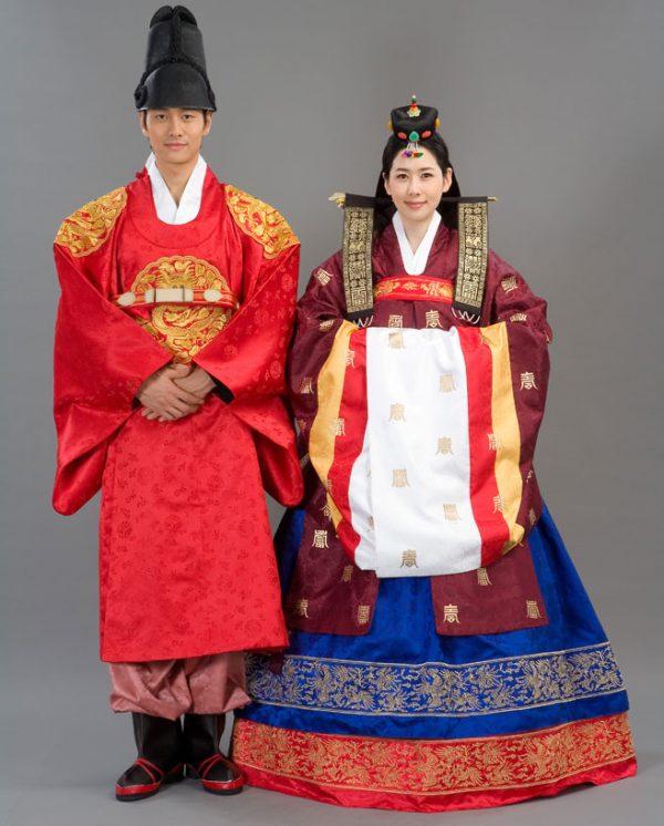 cultural-Korean-Wedding-Dresses