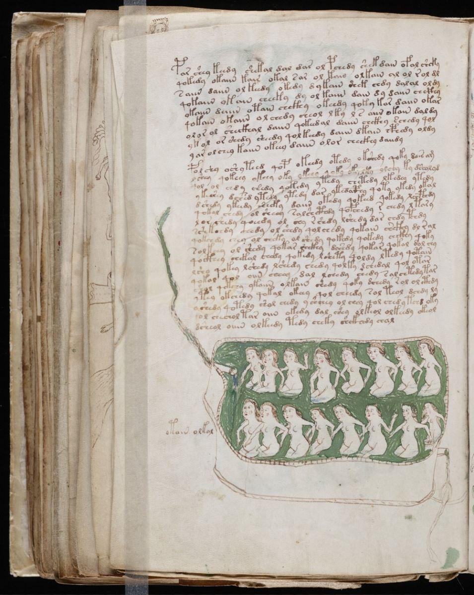 ... Voynich được sao chép 898 bản sao