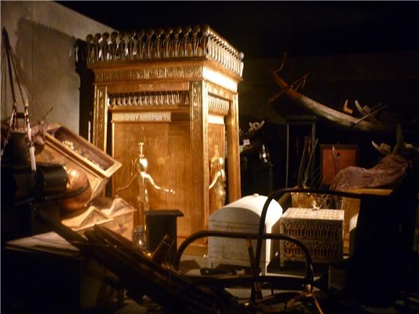 """Khám phá """"cỗ máy bí mật"""" giúp bảo vệ Kim tự tháp Giza.6"""