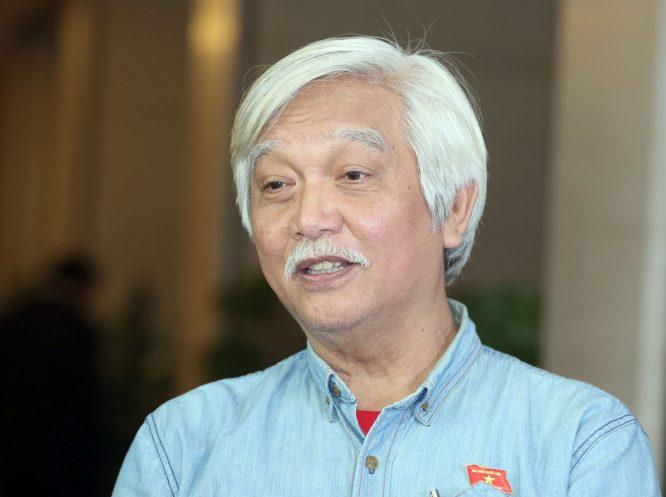 Ông Dương Trung Quốc: Ranh giới giữa Luật chống biểu tình và biểu tình rất mong manh.1
