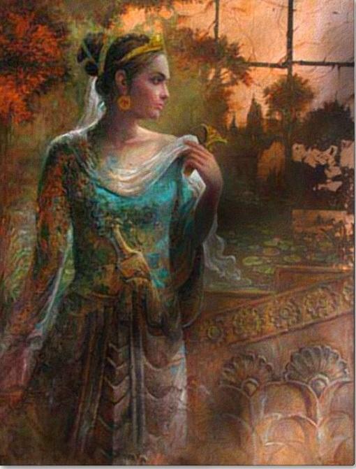 Những người phụ nữ nổi tiếng của thành Ba Tư - H10