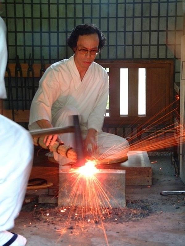 Nihonto - Nghệ thuật rèn kiếm truyền thống Nhật Bản - H6