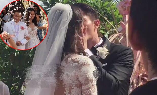 Nụ hôn của Hoắc Kiến Hoa kéo dài 9 giây với hàm ý tình cảm vợ chồng thiên trường địa cửu.