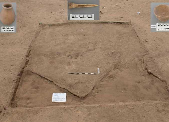"""Phát hiện thành phố cổ 7.000 năm tuổi, hứa hẹn tiết lộ """"bí mật ngàn năm"""" về Ai Cập - H3"""