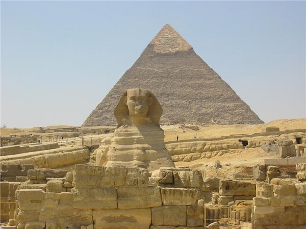"""Khám phá """"cỗ máy bí mật"""" giúp bảo vệ Kim tự tháp Giza..5"""