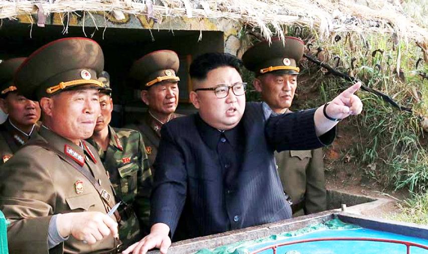 Kim Jong-un có đang trong tầm ngắm của Mỹ và Trung Quốc? (Ảnh: Reuters)