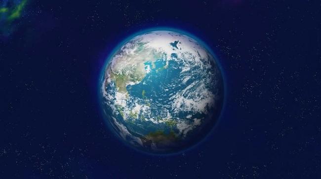 Trái đât có khối lượng: 5,972E24 kg.