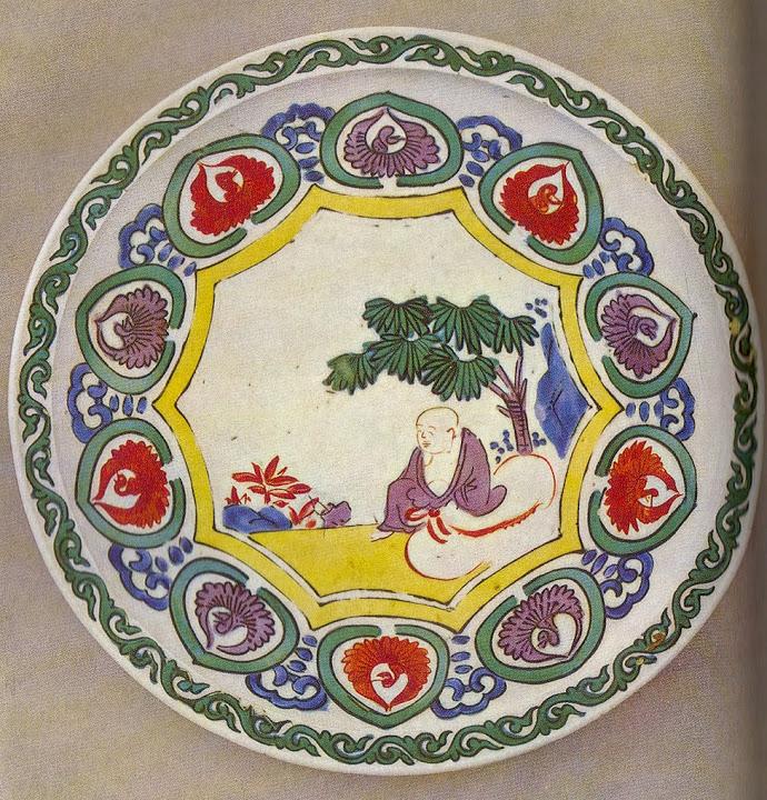 Kutani - Dòng gốm sứ nổi danh một thời ở Nhật Bản.1
