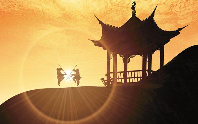 Trong các tôn giáo cổ xưa, rất nhiều người đã thăng hoa tư tưởng, đạt đến một cảnh giới cao thâm. (Ảnh: )