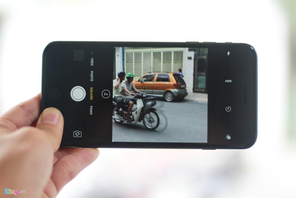 Các thử nghiệm ban đầu cho thấy, ảnh chụp thông qua máy ảnh kép ấn tượng.