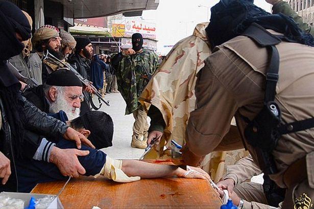 Nguồn gốc của nhà nước Hồi giáo tự xưng ISIS.3