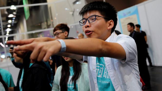 Đảng Demosisto của Joshua Wong giành được một ghế trong cuộc bầu cử hội đồng lập pháp Hồng Kông hồi tháng 9