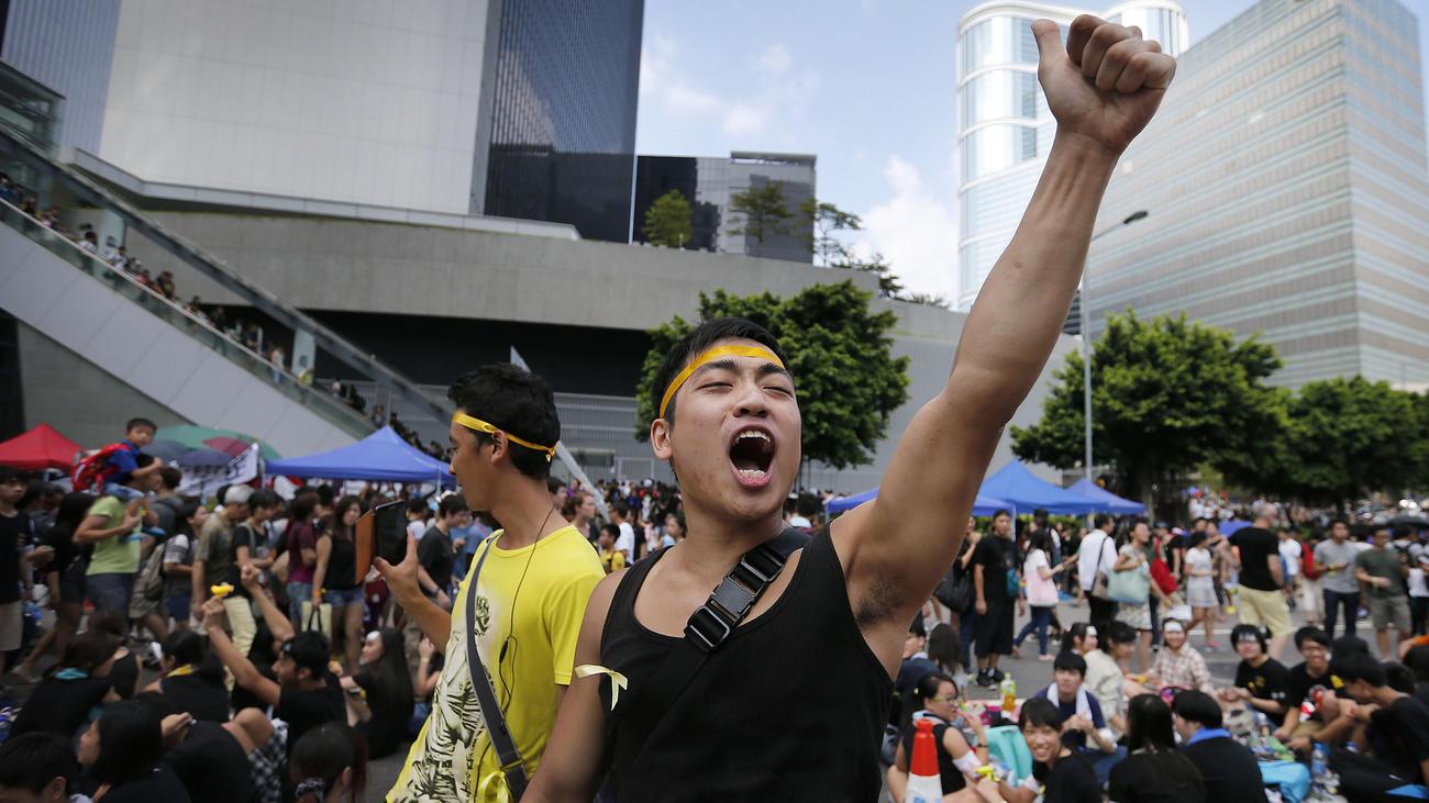 Độc lập với Trung Quốc nên là một chọn lựa cho người dân Hồng Kông trong tiến trình dân chủ