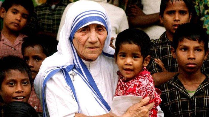 Nữ tu sĩ Thiên Chúa giáo Teresa. (Ảnh: Techfactslive)