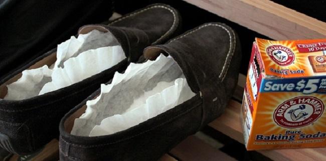 Giày trắng như mới chỉ bằng 1 bước - H4