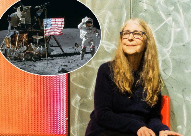 Margaret Hamilton - Người phụ nữ cứu nguy phi thuyền Apollo đáp xuống Mặt Trăng.1