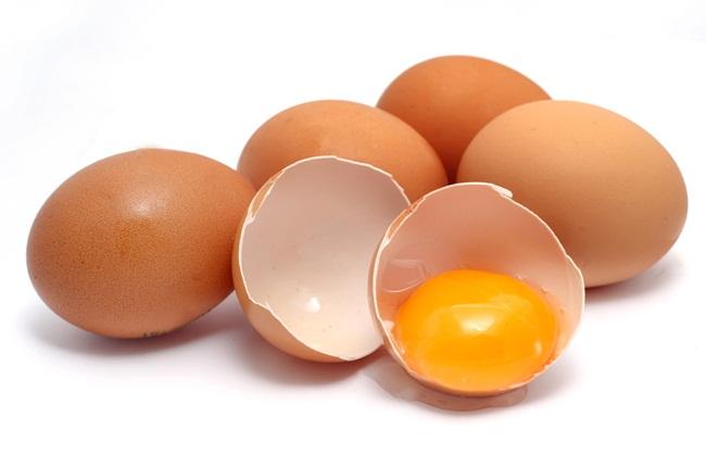 sử dụng trứng trong 3 tháng liên tục sẽ giúp bạn kiểm soát tốt cảm giác thèm ăn. (Ảnh: Internet)