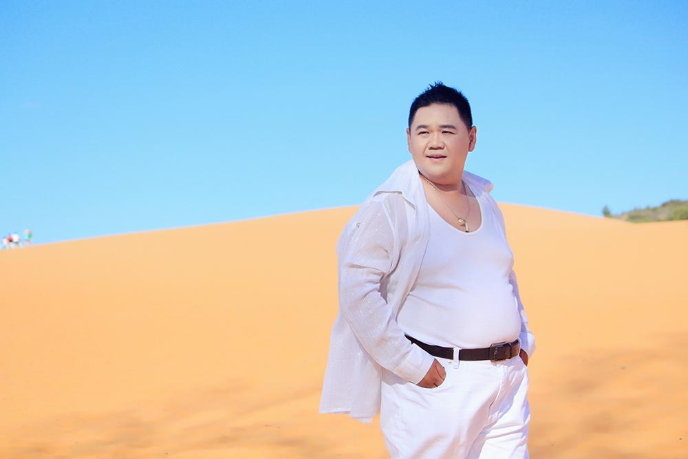 Diễn viên Minh Béo.