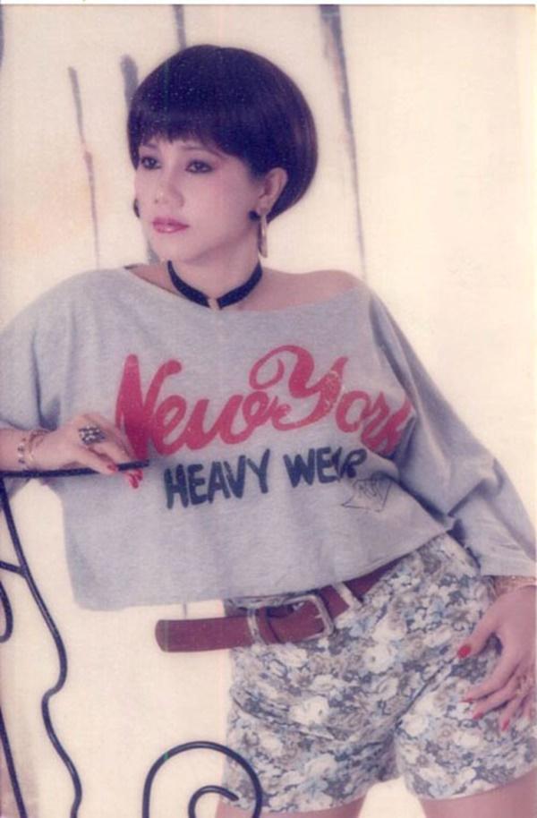 Ngọc Ánh có thời trang cực cá tính, phá cách những năm 90