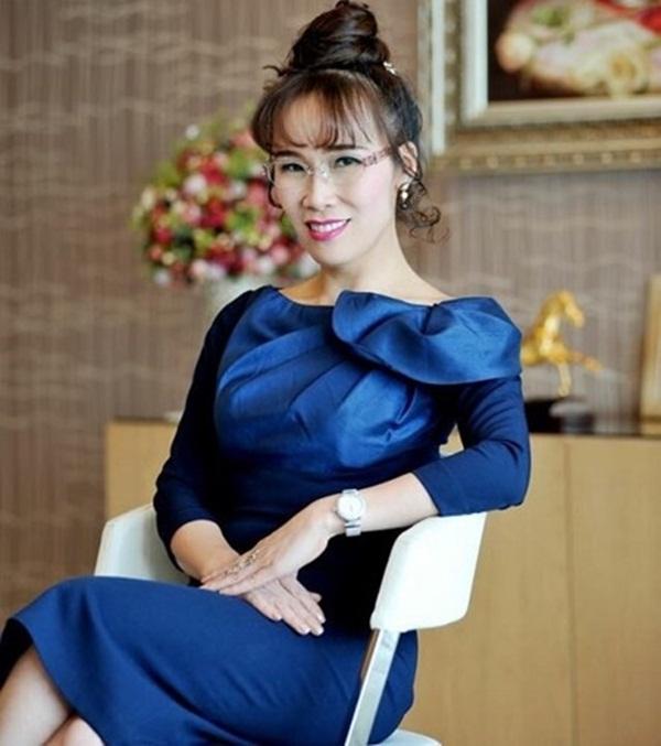 """Bà Nguyễn Thị Phương Thảo, bà chủ hãng hàng không """"bikini"""".(Ảnh: internet)"""