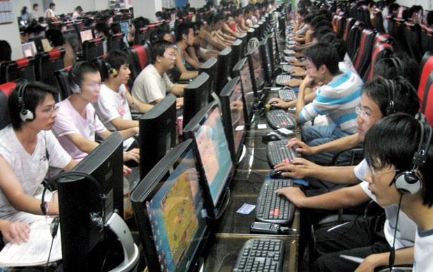 Κίνα ίντερνετ
