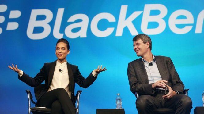 Cùng nhìn lại những khoảnh khắc thời hoàng kim của Blackberry.3
